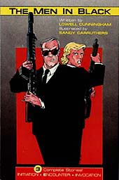 Men In Black Comic Book Cover - The Law Offices of William E. Maguire, TrademarkEsq, TMEsq, Specializing In Trademark and Copyright Law